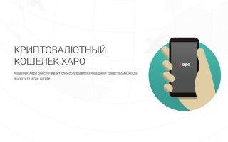 Обзор криптовалютного кошелька Xapo