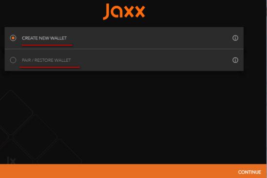 Jaxx установка 1