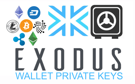 logo Exodus wallet